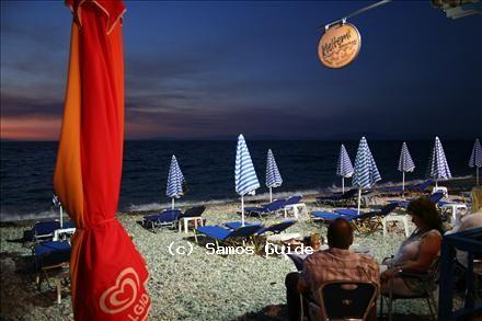 samos night life