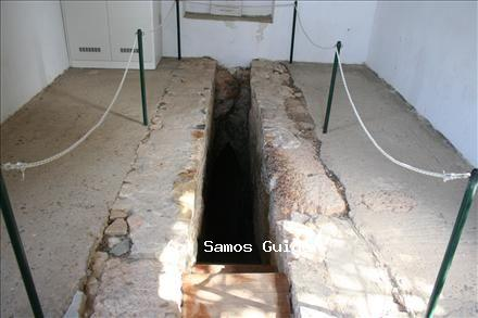 Tunnel of Eupalinos Samos