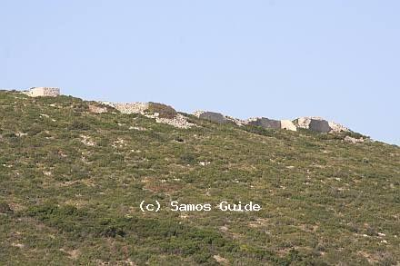 The Walls Samos