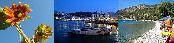 2 nights 3 days in Samos