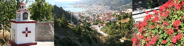 Routes of Samos