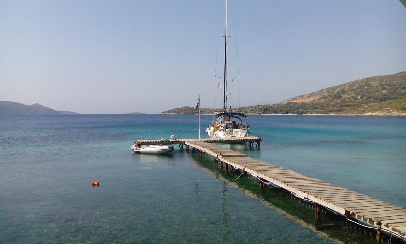 Klima Beach Samos