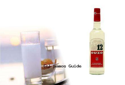 Ouzo (Yunan Uzosu)